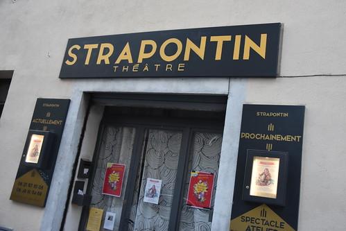 Strapontin Théâtre by Pirlouiiiit 11112017