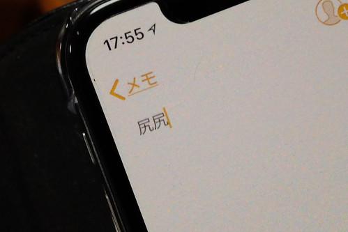 negative effect of bezel-less iPhone X 05