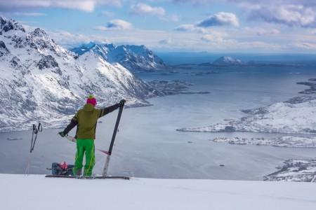 Norsko - Lofoty: Až do samotného Nejdedáleno