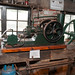 TIMS Mill Tour 2017 UK - Wortley Top Forge - gas engine-9678