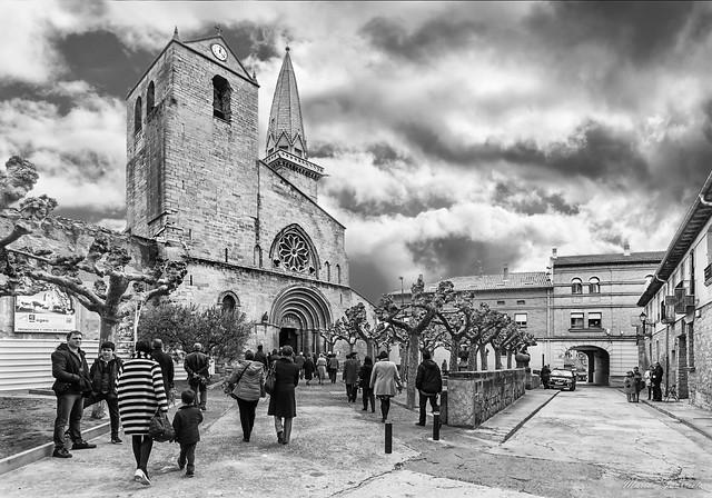 San Pedro de Olite