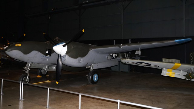 Lockheed 422 P-38L-5-LO Lightning at Wright-Patterson