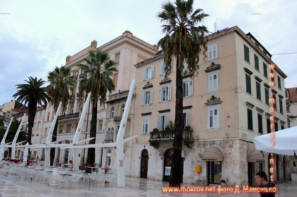 Сплит — город в Хорватии фото