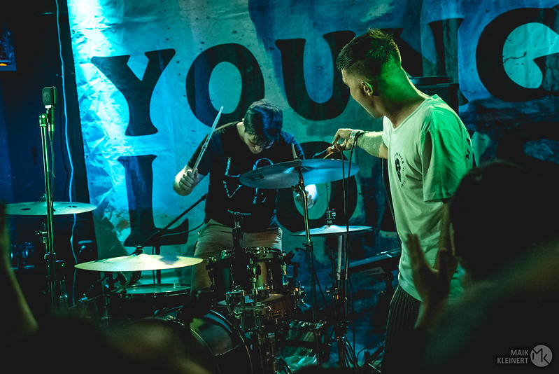 Young Lions - Captain Cook Hotel Sydney November 18th 2017