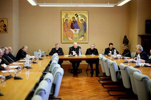 Ad limina visit of Bishops from Uruguay - 20 November 2017