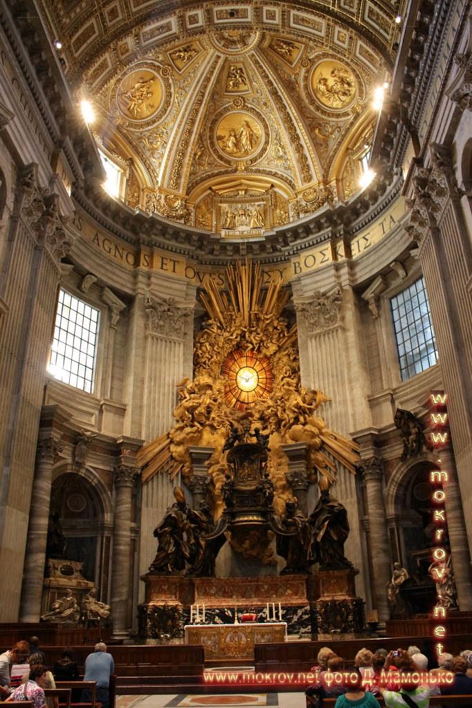 Государство — город Ватикан живописные и необычные фотографии