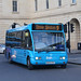 First West of England Optare Solo WX05 RUV 53820, St James's Parade 17.11.17