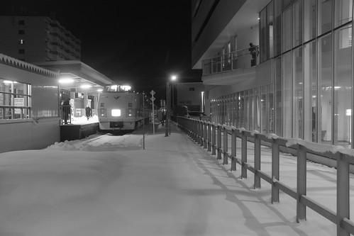 Wakkanai Station 21-11-2017 (3)