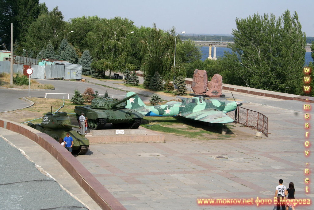 Музей панорама Сталинградской битвы пейзажи
