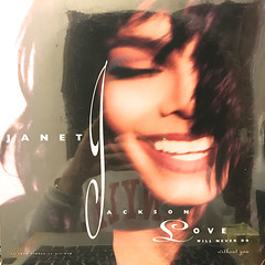 JANET JACKSON:LOVE WILL NEVER DO WITHOUT YOU(JACKET A)