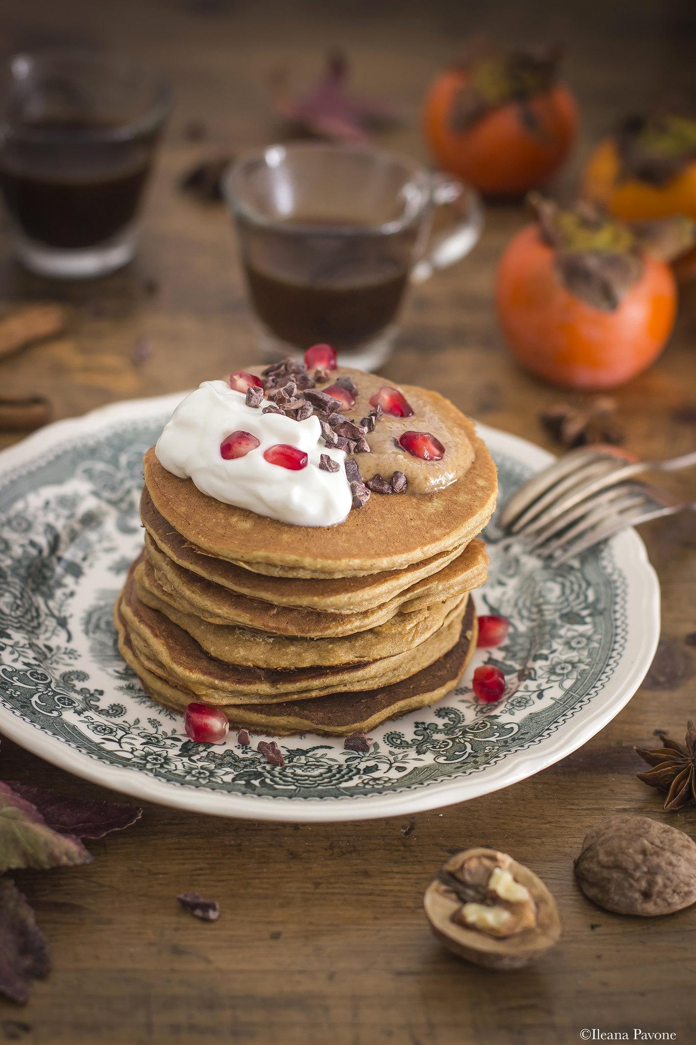 Pancakes ai cachi3