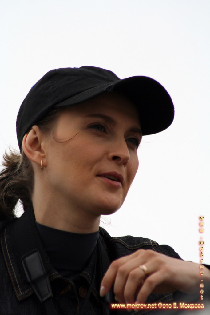 Виктория Фишер.