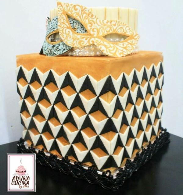 Cake by Jhex Aduna of Aduna Cucina