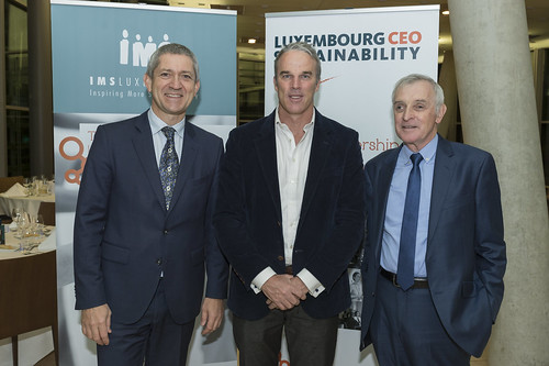 Luxembourg CEO Sustainability Club le 20 novembre 2017