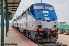 AMTK 94 | GE P42DC | Memphis Central Statio