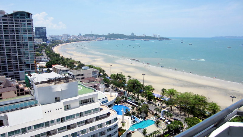 Pattaya low cost budget hotels