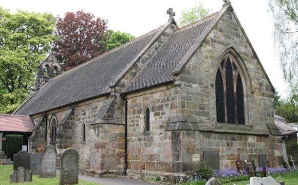 Derbyshire, STANLEY, St Andrew