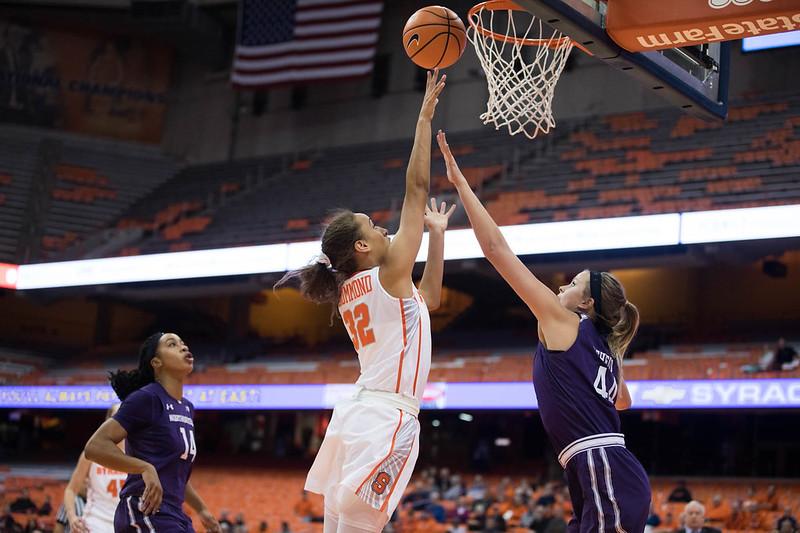 Women's Basketball v Northwestern