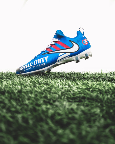 CALL OF DUTY CLEATS NIKE LOW