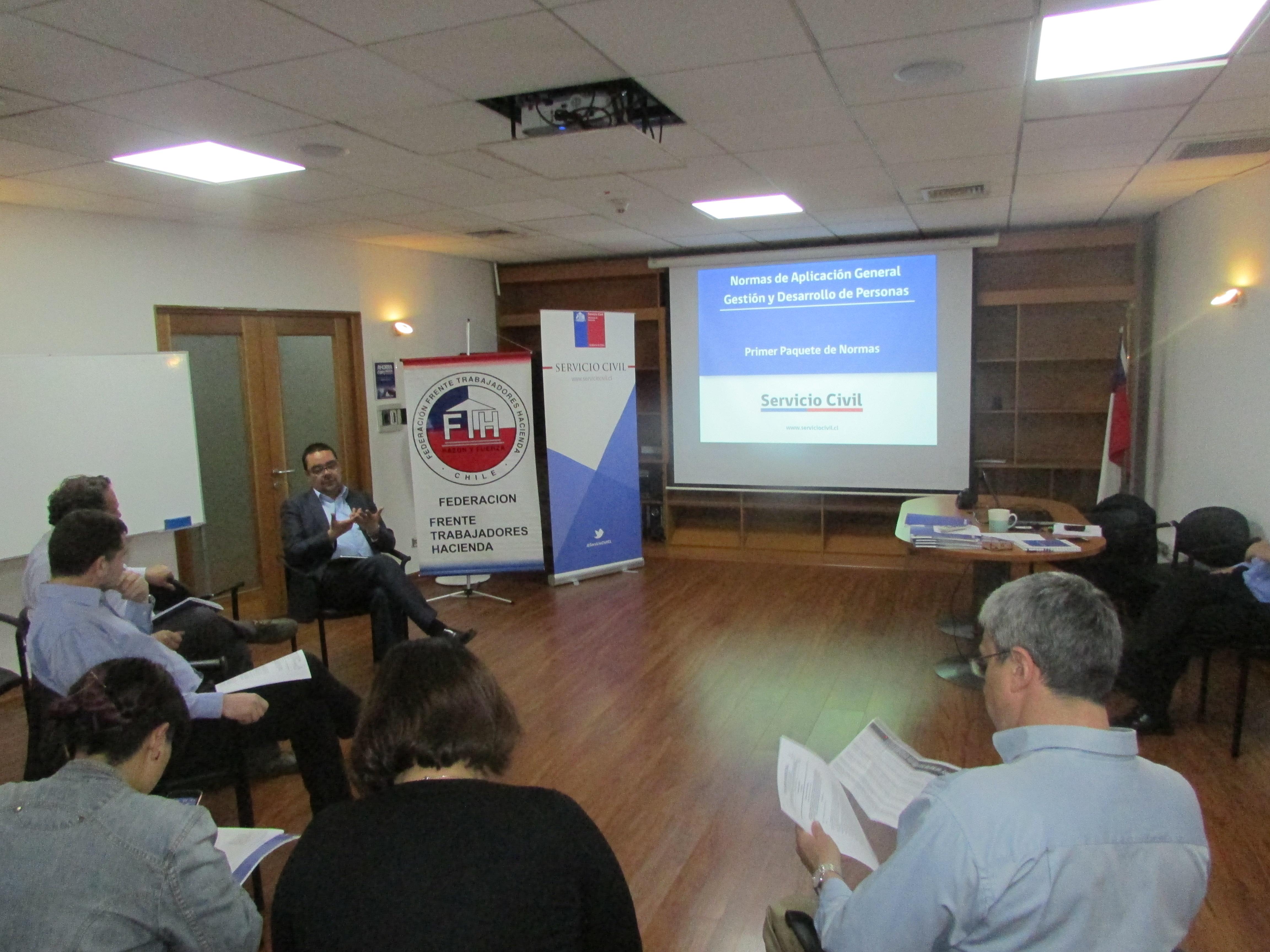 Segunda Jornada de la Escuela Sindical organizada por el FTH – 05 Diciembre 2017