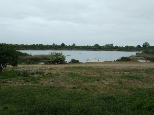 Lake in Heybridge