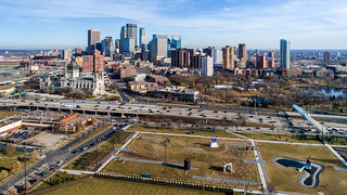 Minneapolis Up Above