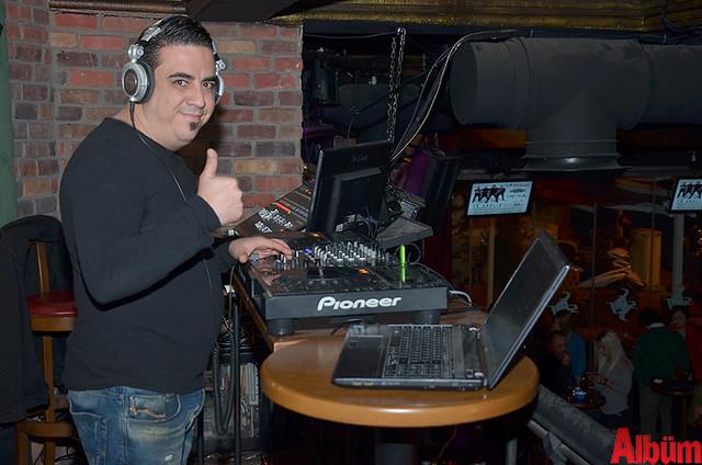 DJ Serdar Küçükşahin