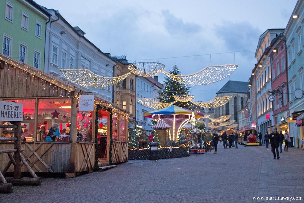 Mercatini di Natale di Villach