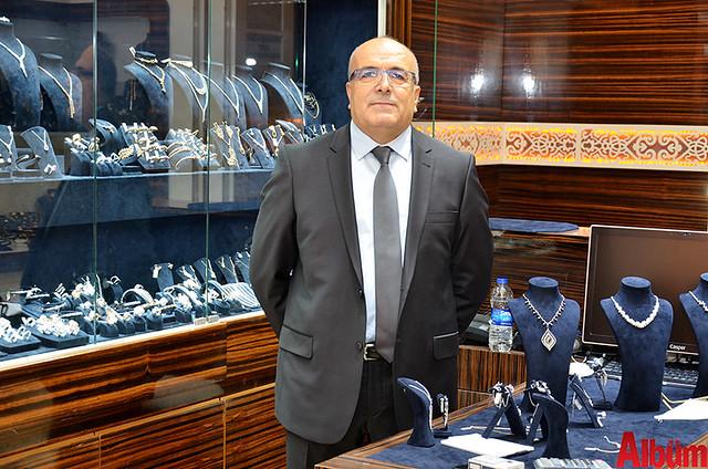 İşletme Sahibi Mehmet Keskin