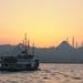 Sunset in Istanbul by denizece