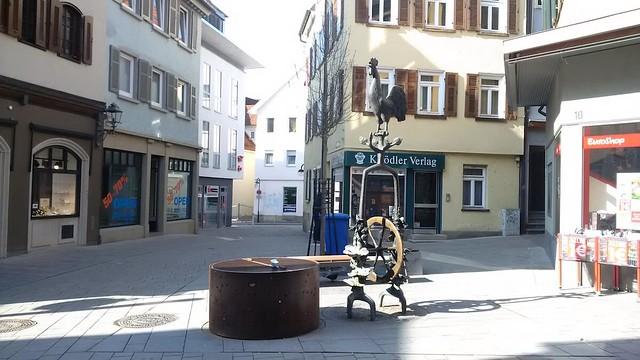 Reutlingen city