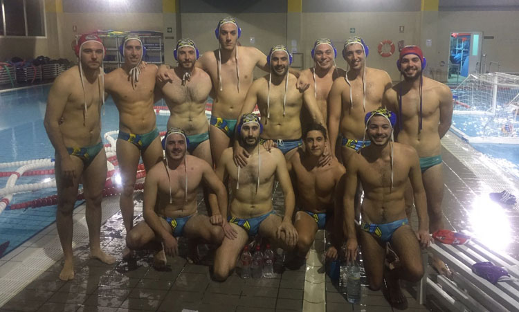 Waterpolo Algeciras1