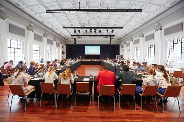Lord Mayor's Youth Advisory Council (LMYAC)