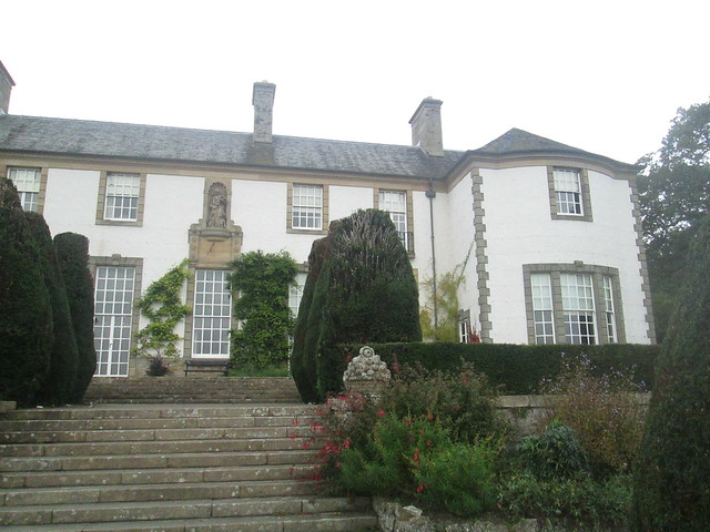 Hill of Tarvit House exterior 2
