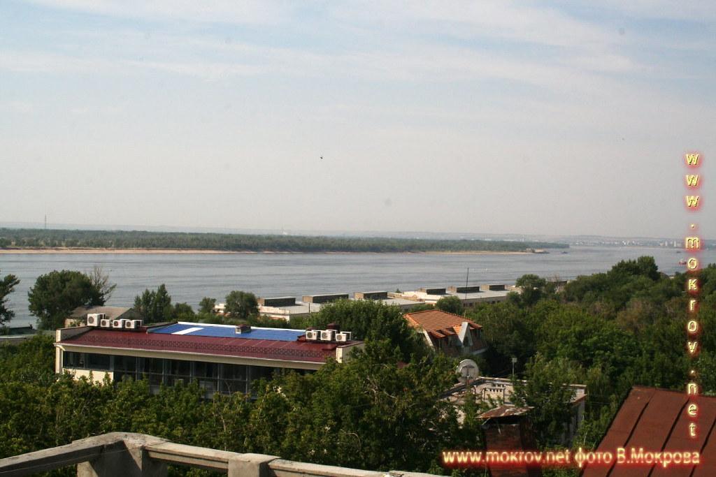 фотография  река Волга. Г. Волгоград