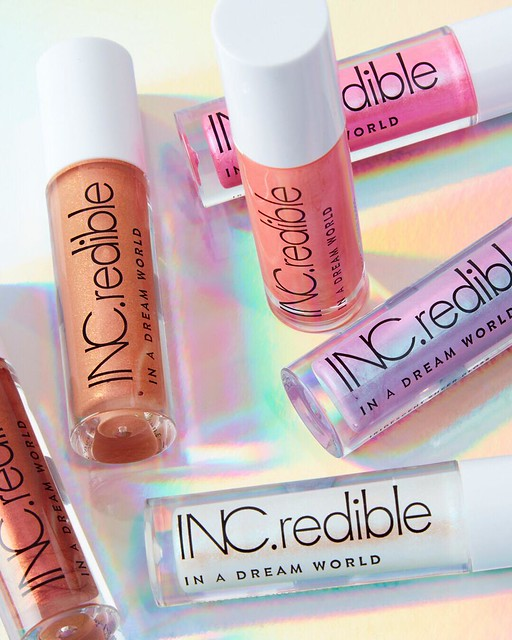 INC.redible makeup range