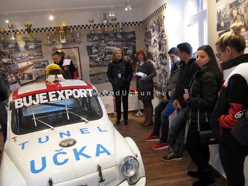 Istarska automobilistička metropola – Održan treći Memorijal Đani Šverko @ Buzet, Motovun