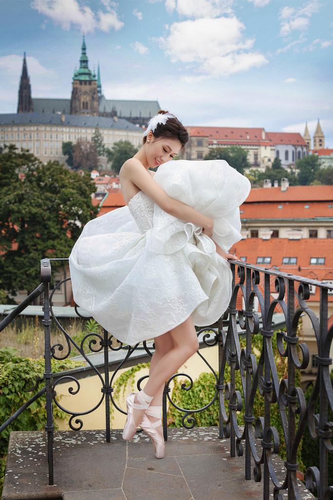 """""""庫倫洛夫婚紗,捷克婚紗,布拉格婚紗,芭蕾舞婚紗,婚攝Mike,婚禮攝影,婚攝推薦,婚攝價格,海外婚紗,海外婚禮,風格攝影師,新秘Juin,wedding"""""""