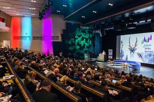 Rovaniemi Arctic Spirit Conference 2017