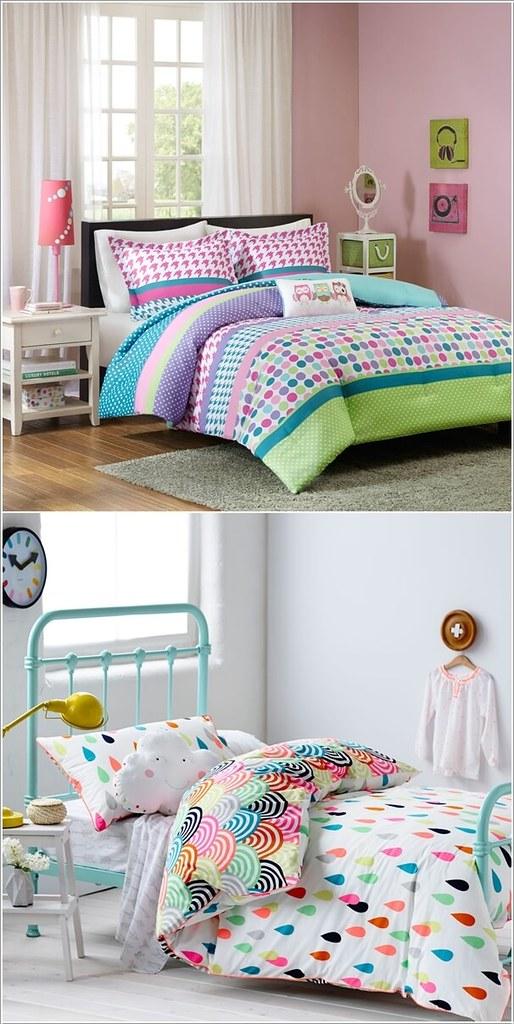 Fun and Cheerful Multicolor Kids' Room Decor Ideas