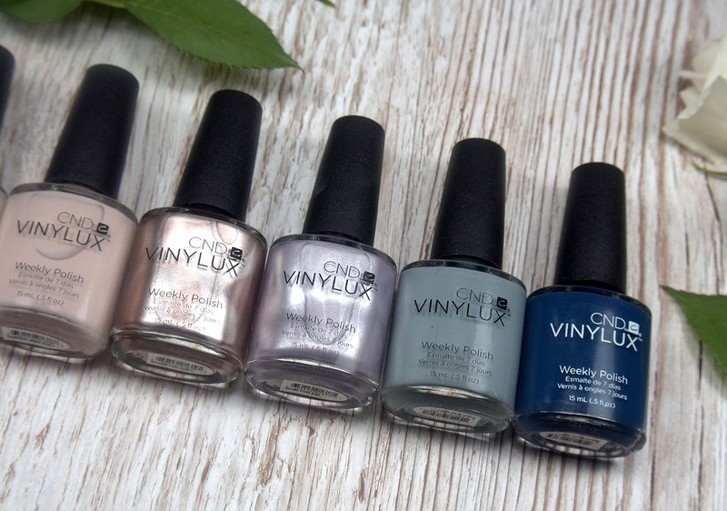 CND Glacial Illusion Collection