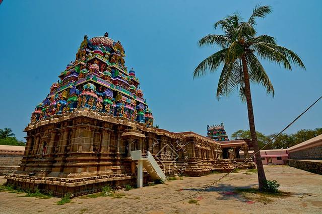 Palaiyarai,Somanatha (Somesvara) Temple-Kumbakonam