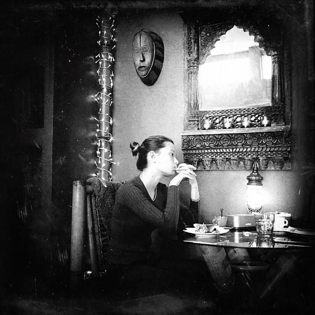 Ethnic Café |2