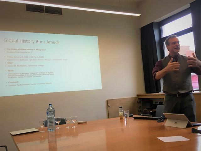 Davidann teaching most recent