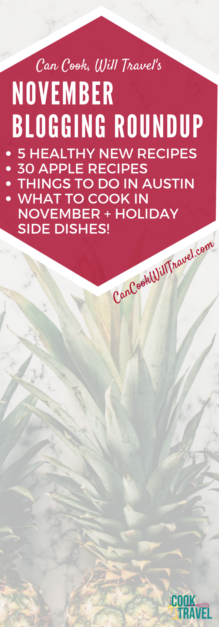 November 2017 Blogging Roundup