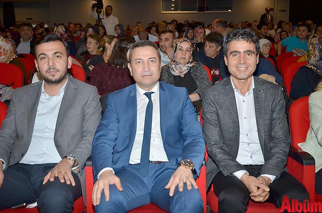 Mustafa Toklu, Hüseyin Er, Feridun Özdeş