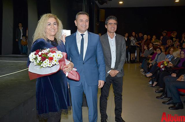 Şenay Akman, Hüseyin Er, Feridun Özdeş