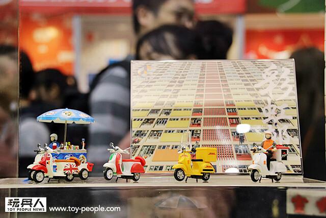 明天最後一天啊~~大家別錯過惹!!玩具探險隊【TOY SOUL 2017 亞洲玩具展】Day 2. 現場完整報導 Part 3.