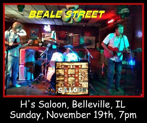 Beale Street 11-19-17