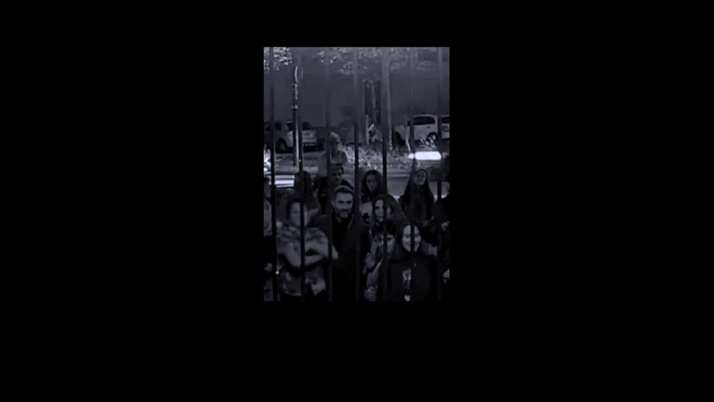 Les Barreaux 14 / Raphaë Fabre / 14 10 2017 / TEASER